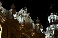 Gran Teatro de La Habana, Instalación de Luminarias_3