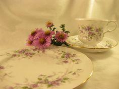 Vintage Porcelain from 1960s Royal Vale Devon by CatsVintageStore