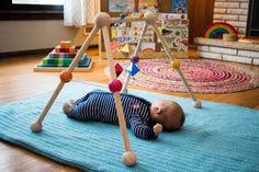 Quarto montessoriano para bebê recém-nascido: ter ou não ter berço? – Toca Lola