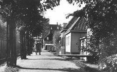 Dordrecht : Berckepad richting Singel 1935