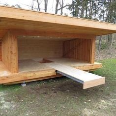 Køb til en god pris Hidden Spaces, Hidden Rooms, Fire Pit Backyard, Outdoor Living, Outdoor Decor, Hidden Storage, Sustainable Living, Bushcraft, Outdoor Gardens