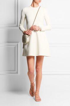 Designer White dress
