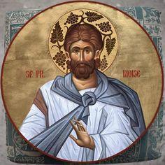 Byzantine Icons, Old Testament, Orthodox Icons, Little Sisters, Fresco, Mosaic, Saints, Byzantine Art, Jesus Christ