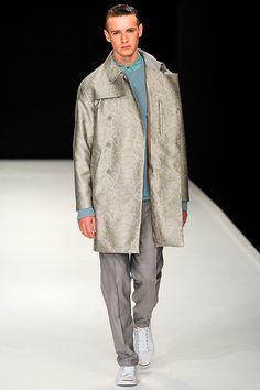 Richard Nicoll Menswear - Pasarela