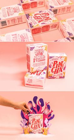 dieline little pincha salt goes long way a A Little PINCHA Salt Goes A Long Way DielineYou can find Packaging design food and more on our website Branding And Packaging, Food Packaging Design, Packaging Design Inspiration, Box Packaging, Graphic Design Inspiration, Coffee Packaging, Perfume Packaging, Graphic Design Branding, Label Design
