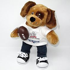 New England Patriots 2016 Championship Puppy Dog in Jeans Sneakers and Football Accessory Set -- Check this awesome product by going to the link at the image.Note:It is affiliate link to Amazon.