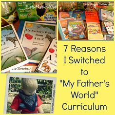 """7 Reasons I Switched to """"My Father's World"""" 
