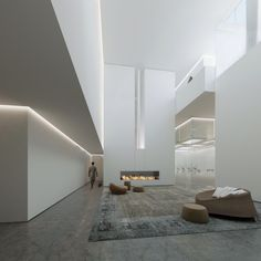 love the angles, balance, lighting, pared down colour palette. clean and crisp