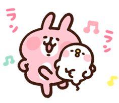 Usagi Sticker by Kanahei - 個人原創貼圖