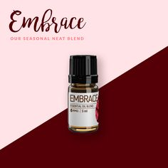 Enjoy Embrace for FREE with your $99 purchase during our Fall In Love event. Stir up romance with our Valentine's Day essential oil blend, Embrace. A sultry mix of Sandalwood and citrus, Embrace is sure to add an extra spark. | Valentine's Day Offer Ends 2/14. Free Economy Shipping (U.S.)