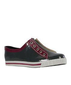 Another great find on #zulily! Slate  Berry Rain Sneaker - Women by däv #zulilyfinds