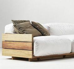 meubles en palettes pas chers, palette meuble, fauteuil en palette