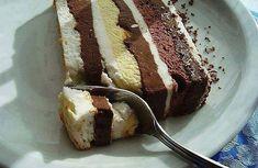 Torta sa tri različite korice i sa ukusnim filom Baking Recipes, Cake Recipes, Dessert Recipes, Desserts, Buttercream Birthday Cake, Torte Recepti, Croatian Recipes, Special Recipes, No Bake Cake