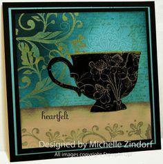 Tea Anyone?  - MZ  Michelle Zindorf/ Freedom in Creating  2/7/13