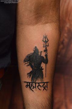 Shiva tattoo done by suresh machu from machu tattoo studio bangalore india best tattoo artist in bangalore india Body Tattoo Design, Shiva Tattoo Design, Type Tattoo, Lotus Tattoo, Arm Band Tattoo, Dream Tattoos, Baby Tattoos, Arm Tattoos For Guys, God Tattoos