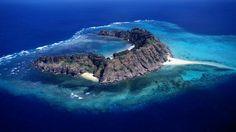 Worlds best secret islands ... Waier Island in the Murray Island Group, Torres Strait Islands.