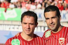 Két remek labdarúgó távozott a DVTK-ból. José Luque és Fernando Fernandez. DVTK - Pápa 1-1 (0-0)