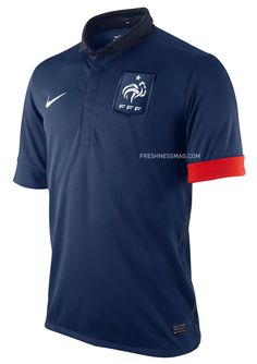 nike french football federation official jersey
