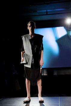 Pedram Karimi Spring-Summer 2015 | Mode Montréal