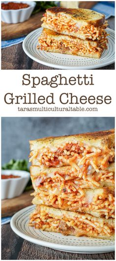 Grilled Cheese Recipes, Yummy Pasta Recipes, Sweets Recipes, Rice Recipes, Lunch Recipes, Delicious Recipes, Vegetarian Recipes, Cold Pasta Dishes, Homemade Meat Sauce