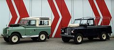 // Land Rover Serie II A | Classic Driver Magazine