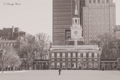 Independence Hall Philadelphia by CapturePhiladelphia on Etsy, $18.00