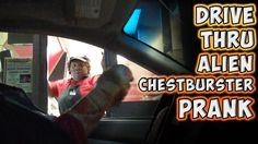 Alien Chestburster am Drive-in - http://www.dravenstales.ch/alien-chestburster-am-drive-in/