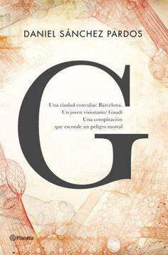 """""""G"""", la nueva novela de Daniel Sánchez Pardos, verá la luz en septiembre - http://www.actualidadliteratura.com/g-la-nueva-novela-de-daniel-sanchez-pardos-vera-la-luz-en-septiembre/"""