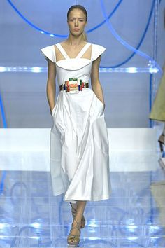 Fendi Spring 2008 Ready-to-Wear Fashion Show