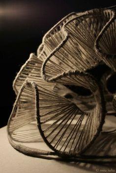 Borealis lamp 2 by mucMuc on DeviantArt My Arts, Deviantart, Abstract, Architecture, Metal, Artwork, Design, Summary, Arquitetura