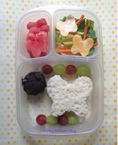 Lunch Made Easy: Butterfly Bento Lunchbox  (Gluten & Nut Free)