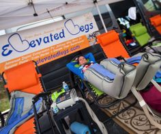 Did the hills of your latest Ragnar race get you a little sore? Recover with…