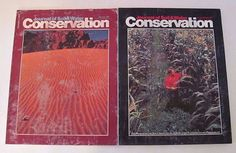 Lot of 2 Journal of Soil & Water Conservation Magazine Back Issues 1990 #Conservation #Environment #Earth #Ecology