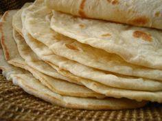 To. Die. For. Recipes : Flour Tortillas (Gorditas)