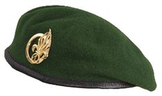 Legion 2, Green Legion, Military Beret, First Indochina War, North African Campaign, Parachute Regiment, French Foreign Legion, Crimean War, Free In French