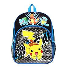 6b4b8ab28e7e Pokemon 16 inch Boys Backpack - Pikachu Boys Backpacks