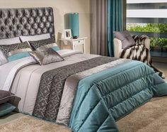 Bedroom decoration gray window 17 ideas for 2019 Boho Bedroom Decor, Trendy Bedroom, Modern Bedroom, Bedroom Curtains, Ikea Hack Bedroom, Bedroom Furniture, Bedroom Color Schemes, Bedroom Colors, Woman Bedroom