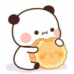 Foto Cartoon, Cute Panda Cartoon, Cute Cartoon Pictures, Cute Anime Pics, Cute Anime Couples, Cute Bear Drawings, Cute Animal Drawings Kawaii, Cute Cartoon Drawings, Cute Panda Wallpaper