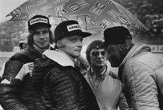 Hunt, Lauda and Bernie  The story of Fuji, 1976