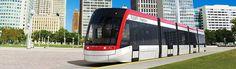 CRÓNICA FERROVIARIA: Bombardier: Suministrará 40 tranvías FLEXITY a Got...