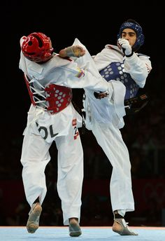 Joel González logra el primer oro del taekwondo español