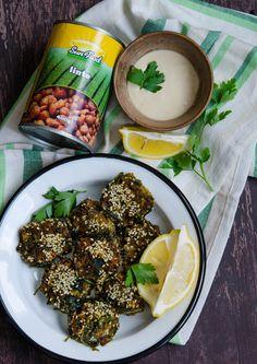 Chiftelute cu linte si spanac - Din secretele bucătăriei chinezești Tahini, Food, Salads