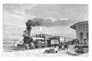 American steam train of the Union Pacific Railroad Company Free Vector Graphics, Free Vector Images, Golden Spike, Railroad Companies, Union Pacific Railroad, Photo Illustration, Conference Room, Clip Art, Train
