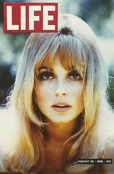 Ultimate 60s style icon. Sharon Tate was a beautiful young pregnant actress who only wanted to see her baby born when disaster befell her, This murder was one of America's worst nightmares back in the day. Hard to shake the images....the day Satan walked the earth.