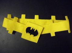 Batman Utility Belt via Etsy