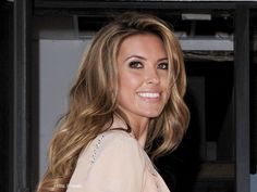 My opinion was that Audrina Patridge had the most beautiful hairstyles of The Hills