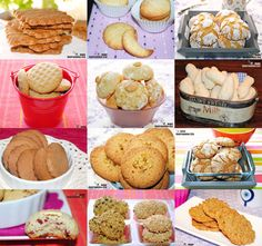 Recetas de cocina y gastronomía - Gastronomía & Cía - Página 4--galletas