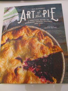 Art of the Pie by Kate McDermott (Countryman Press) Autumn 2016