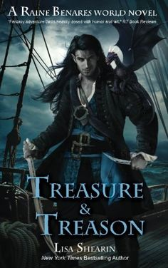 Buy Treasure & Treason: A Raine Benares World Novel, by Lisa Shearin and Read this Book on Kobo's Free Apps. Discover Kobo's Vast Collection of Ebooks and Audiobooks Today - Over 4 Million Titles! Love Book, This Book, Books To Read, My Books, Story Books, Reading Books, Beautiful Book Covers, Cozy Mysteries, Popular Books