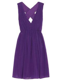 Alice + Olivia Caprice Pleated Cotton Dress: 100 Graduation Dresses: Style: teenvogue.com